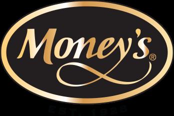 Logo Money's Brand Mushrooms - Calkins & Burke